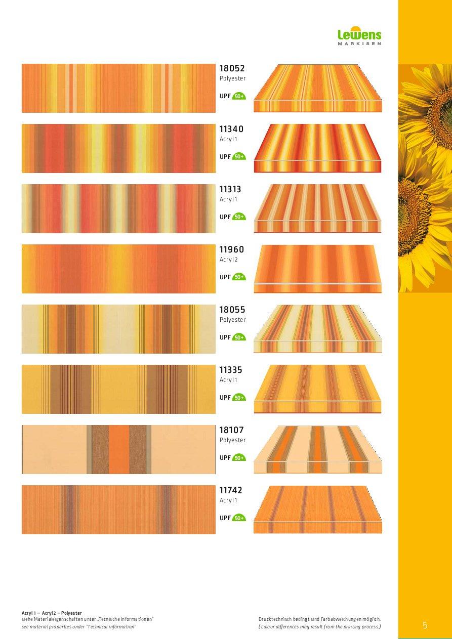 Lewens Farben und Stoffe SOLE