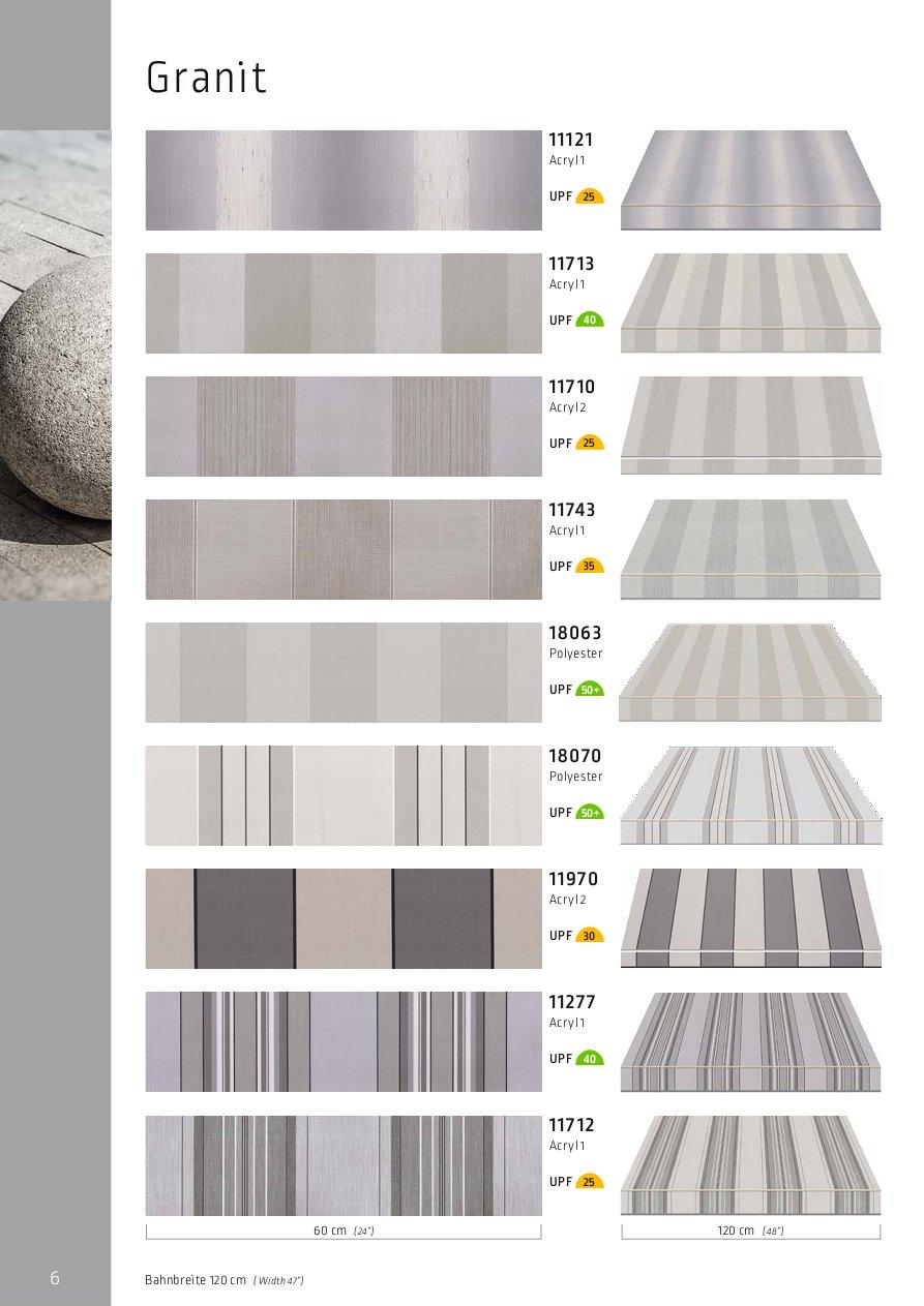 Lewens Farben und Stoffe GRANIT