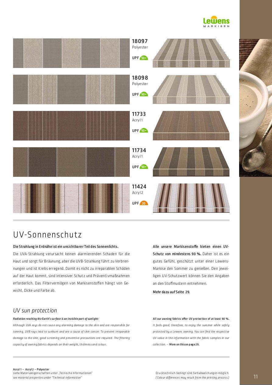 Lewens Farben und Stoffe CAFFE