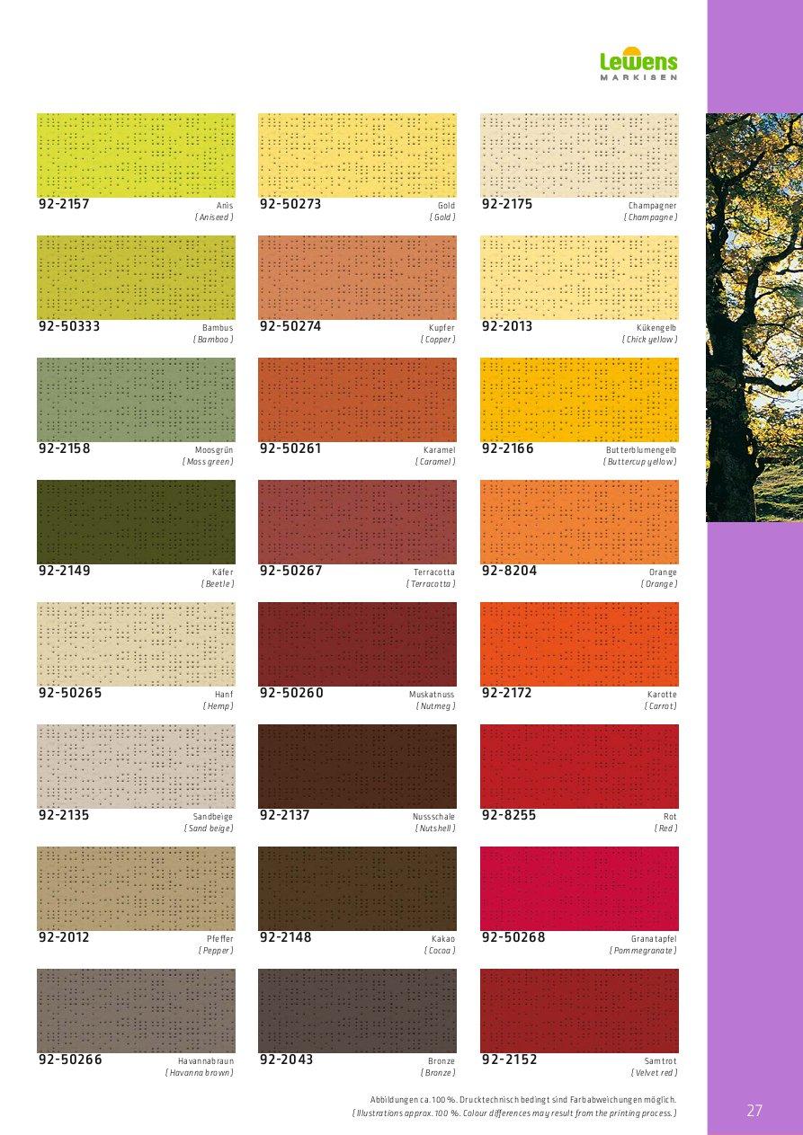Lewens Farben und Stoffe SOLTIS