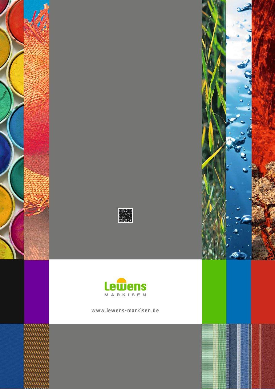 Lewens Farben und Stoffe