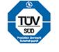 Zertifikat Tüv-Süd