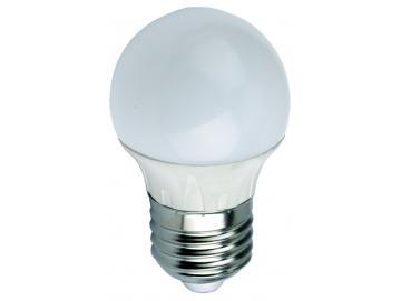 WTS - LED-Lampe - Birne WARM-WEISS, 230 V, ~ 3W, passend für Ampeln mit E 27 Fassung