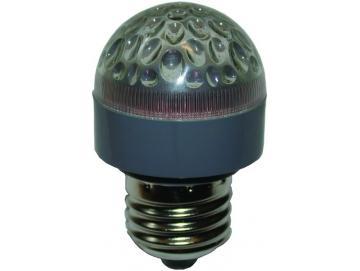 WTS - LED-Lampe GELB , 230 V, ~ 0,5W, passend für Ampeln mit E 27 Fassung