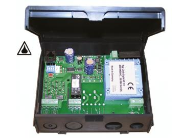 WTS - Cody Decoder 230V mit Trafo, ohne Tastatur (max. 4 Passiercodes), für 12V AC Türöffner