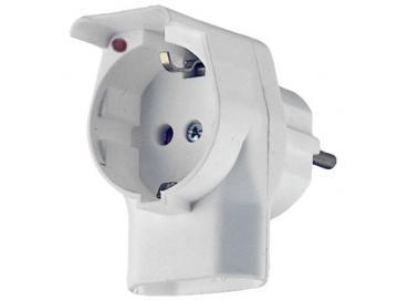 WTS - ABL-D6371 Kombi-Duplex-Stecker für Transponderschalter TS-90L