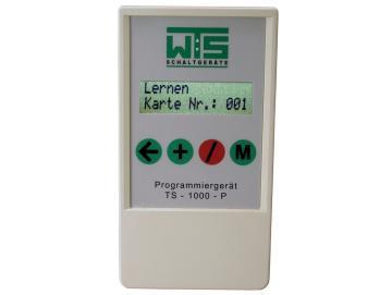 WTS -TS-1000-P: Programmiergerät für TS-1000L