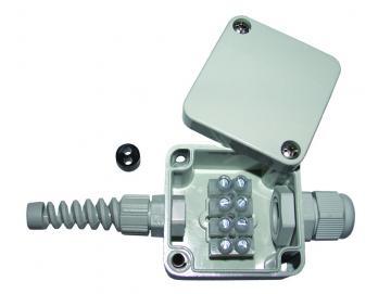 Anschlussdose AD-1 für die optische Schaltleiste
