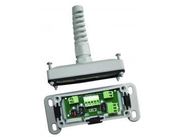 Rolltor-Anschlussdose AD-3mit Leiterplatine