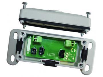 Die Kompakte - Abschlussdose AD-3B mit Leiterplatine: Einsatz nur in Kombination mit der Anschlussdose AD-3
