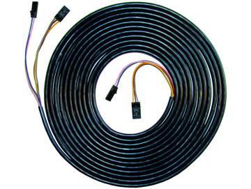 Verbindungskabel für die optische Schaltleiste - zum Einsatz mit Abzweigdose und Abschlussdose