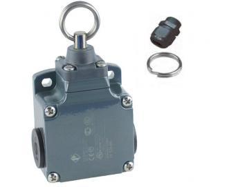 WTS - Zugschalter  Leichtmetallgehäuse (Kontakte 1S + 1Ö), Wassergeschützt - Schutzart IP 67