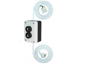 WTS - Einstell -Garnitur - Einstellhilfe(AP) zur Einstellung von elektronischen Rohrmotoren IP 65
