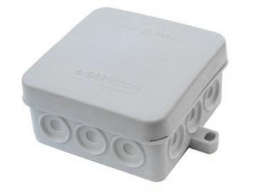 WTS - Abzweigkästen / Leergehäuse 85 x 85 x 40 mmu, Wassergeschützt, IP 54