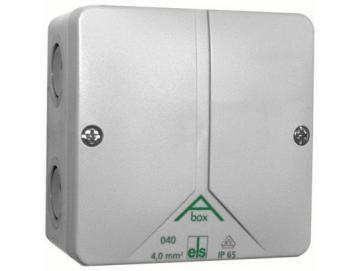 WTS - Abzweigkästen / Leergehäuse (ABOX) 93 x 93 x 55 mm, Wassergeschützt, IP 65
