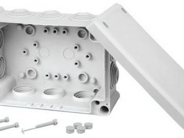 WTS - Abzweigkästen / Leergehäuse (BOXLINE) 116 x 166 x 70 mm, Wassergeschützt, IP 66