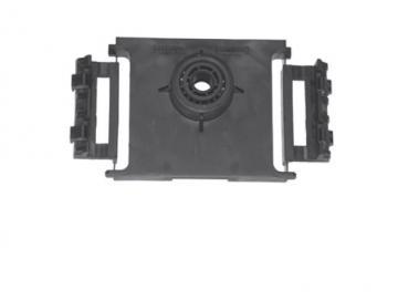 Clip Kunststoffhalter mit Kugellager für B+H Kasten für 40 mm 8-kt.-Welle