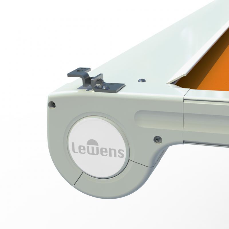 Lewens- Ancona Unterglas und Aufglasmarkise,  Maßanfertigung