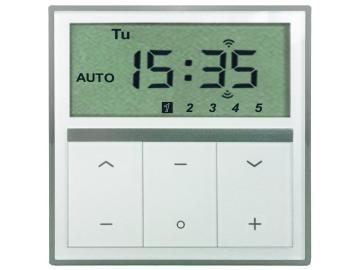 WTS - Funk-Sender Pro-Line Serie DMF-WSZ5-PRO 5 Kanal mit Zeitschaltuhr Funkfrequenz: 433 MHz