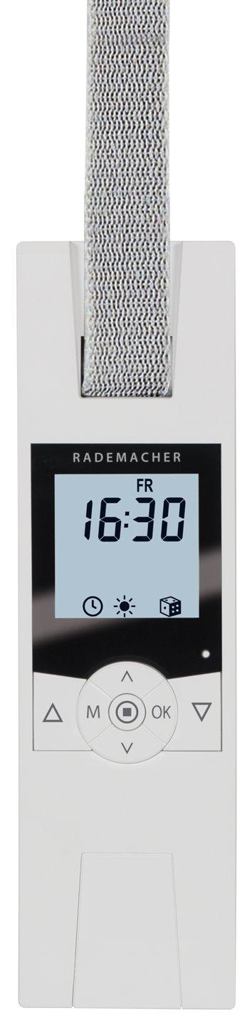 Rademacher - RolloTron Comfort Minigurt 1740-UW Ultraweiss Gurtwickler zur UP-Montage