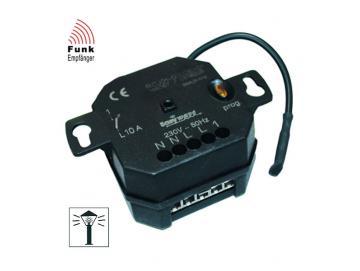 WTS - Funk-Empfänger Serie FM -R1L 868 MHz zum Schalten von Netzspannungsverbrauchern