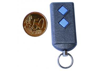 WTS - S5Q-2K Micro-Q-Handsender, 2-Kanal, Serie FE 868 MHz