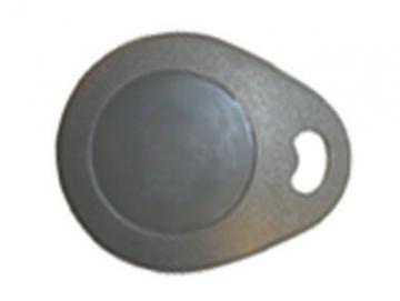 WTS - TS-S2-GR Schlüssel für Transponderschalte für Torsteurung RTS 20Q
