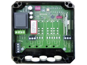 WTS - FE-25Q-1K Funk-Empfänger, 868 MHz 230V, 1-Kanal (ohne Handsender)