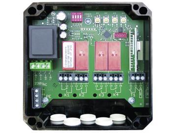 WTS - Funk-Empfänger, 868 MHz 230V, 4-Kanal (ohne Handsender)