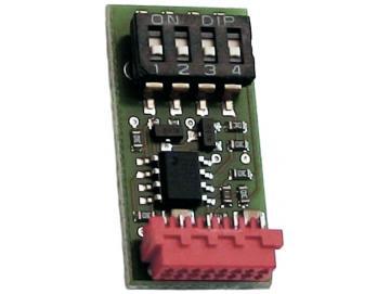 WTS - QuickLog25 Zusatzsteckkarte (nur für Q-Baureihe geeignet!)