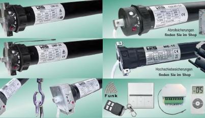 Produkte  von WTS Antriebe